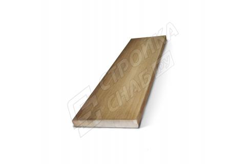 Тетива из дуба для лестниц цельноламельная сорт ЭКСТРА  40 мм * 300 мм * 900 мм
