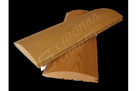 Блок Хаус лиственница 28 мм * 140 мм Сорт AB
